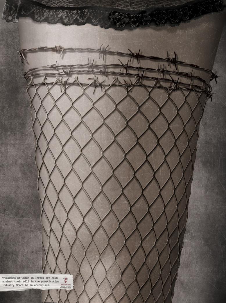 Israeli prostitution ad