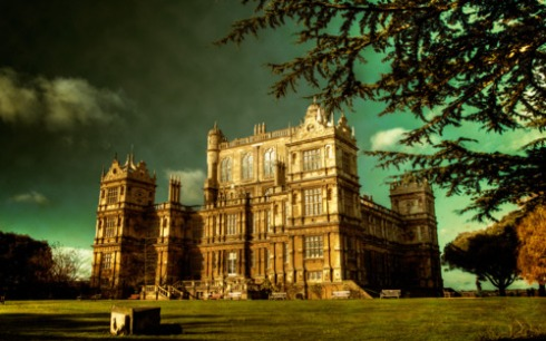 Wollaton Hall Wayne Manor Nottingham