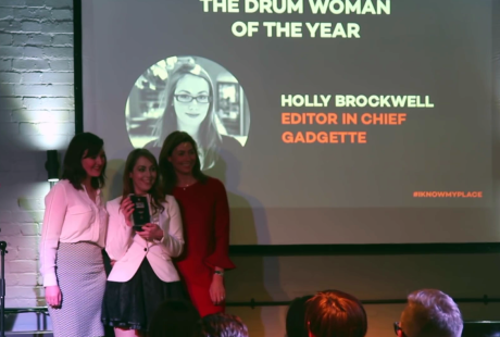 holly brockwell woman of the year